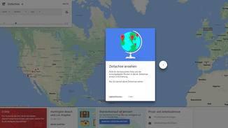 Wo Du überall mit einem Android-Gerät und aktivierter Standortermittlung warst, ...