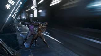 T'Challa und Erik Killmonger schenken sich nichts.
