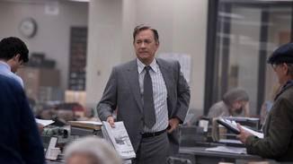 Tom Hanks in seiner Rolle als Ben Bradlee.