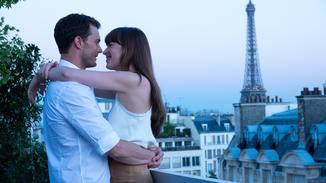 Christian und Ana verschlägt es im Sequel nach Paris.