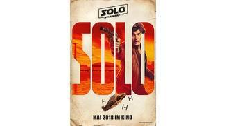 Charakter-Poster von Han Solo