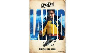 Charakter-Poster von Lando Calrissian