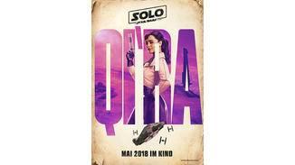 Charakter-Poster von Qi'Ra