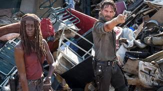Rick und Michonne erwartet eine unliebsame Überraschung.