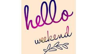 Wünsche Deinen Freunden bei WhatsApp ein schönes Wochenende – mit dem passenden Bild oder Spruch.