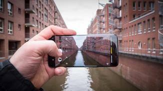 Galaxy S9 Draußen 3