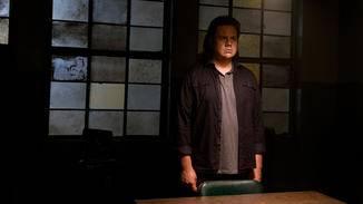 Negan lässt seine miese Laune (auch) an Eugene aus.