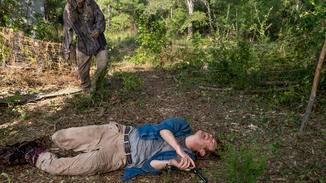 Carson landet in der Bärenfalle ...