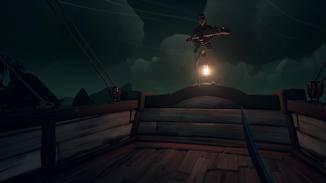 Gern greifen die Piraten unterwegs zu Akkordeon und Drehleier.