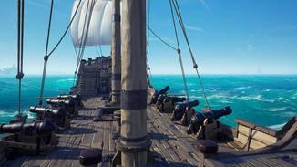"""Schönwetterpiraten kommen in """"Sea of Thieves"""" ebenso auf ihre Kosten, ..."""