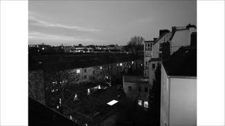 Auch die Monochrom-Kamera liefert gute Nachtaufnahmen.