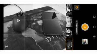 Auch Schwarz-Weiß-Fotos profitieren von Features wie Bokeh.