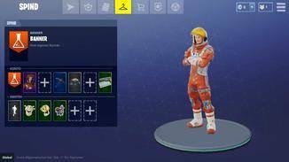 Alle Items können auch in der mobilen Version behalten werden.