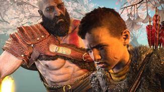 Kratos dagegen will einen Mann aus seinem Sohn machen. Dabei fällt es ihm schwer, Emotionen zu zeigen.