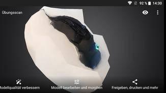 Mit den meisten 3D-Modellen lässt sich wenig anfangen.