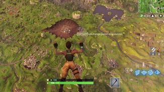 So sieht die neue Zone aus der Luft aus.
