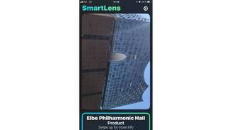 ...oder auch Bauwerke wie die Elbphilharmonie...