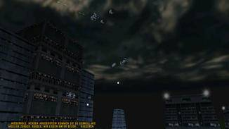 Gegen die Zeit: Wer die Stadt nicht schnell genug vor den Bombern schützt, verliert.