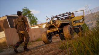 """Fahrzeuge kann man in """"State of Decay 2"""" auf Parkplätzen """"sichern""""."""