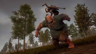 Verschiedene Zombie-Varianten müssen bekämpft werden.