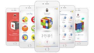 Die GoCube-App liefert nicht nur Tipps, sondern schlüsselt Deine Ergebnisse auch ganz genau auf.