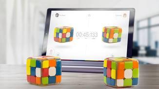 """Im """"Battle""""-Modus kannst Du Dich mit anderen Cubern messen."""