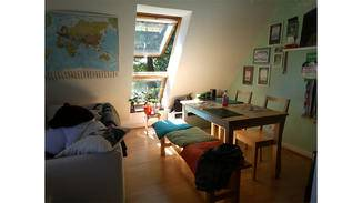 In Innenräumen sollte es zum Fotografieren möglichst hell sein.