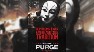 """""""The First Purge""""-Charakterposter"""