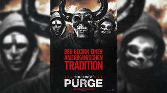 """""""The First Purge""""-Filmposter"""