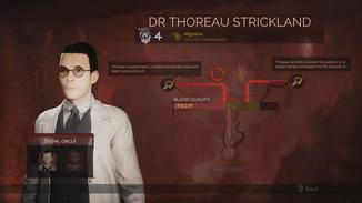 Je gesünder ein NPC ist und je besser ich ihn kennen, desto höher ist seine Blutqualität.