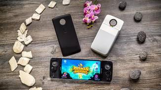 Die Mods bieten umfangreiche Erweiterungen für das Smartphone.