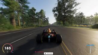 Selbst Formel-1-Wagen sind fahrbar.