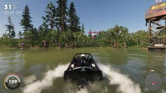 Jetboat-Touren durch die Sümpfe gehören zu den Highlights.