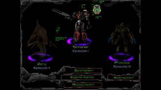 Beim ersten Spielen der Kampagne muss chronologisch gespielt werden: Erst Terraner, dann Zerg und schließlich Protoss.