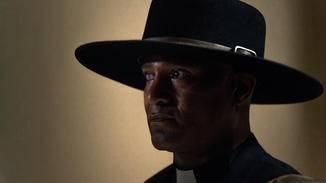 Pater Gabriel ist auf einem Auge erblindet.