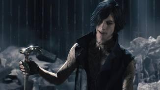 Neuzugang V spielt sich komplett anders als seine Kollegen Dante und Nero.