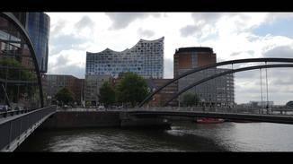Die Elbphilharmonie – ein Wahrzeichen der Stadt Hamburg.
