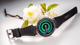 Wir haben die 46-mm-Version der Galaxy Watch getestet.