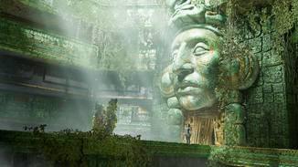 In den Grabkammern der Maya ...