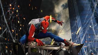 Darunter auch das Spider-Punk-Outift.