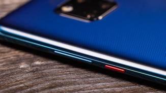 Huawei setzt beim Design gezielte Akzente.