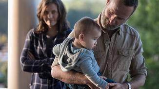The Walking Dead-S09E01-Maggie-Rick-Hershel-Jackson Lee Davis-AMC