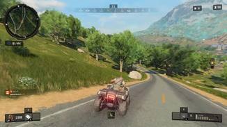 Im Spiel sind diese auch verfügbar, dazu noch Land- und Wasserfahrzeuge.