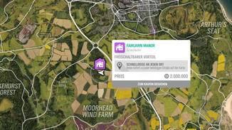 Das Haus Fairlawn Manor ist nicht gerade günstig, lohnt sich aber.