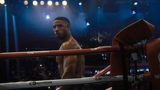 Ohne Mentor Rocky an seiner Seite wirkt Adonis oft verloren.