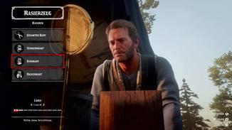 Liebe zum Detail: Arthurs Haar wächst mit der Zeit nach.