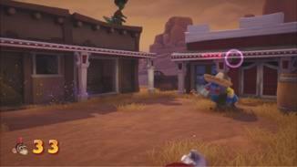 """Mit Agent 9 wirkt """"Spyro 3: Year of the Dragon"""" fast wie ein Ego-Shooter."""