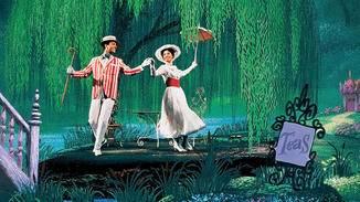 """So jung war Dick Van Dyke bei seinem letzten Abstecher in die Welt von """"Mary Poppins""""."""