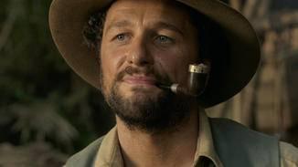 Der Jäger Lockwood wird zu einem väterlichen Freund.