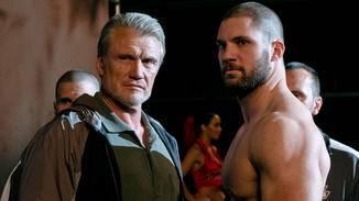 Mit Ivan und Viktor Drago hätten sich die Drehbuchautoren ruhig etwas mehr Mühe geben dürfen.